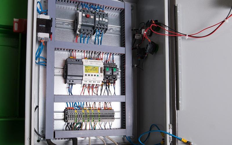 RIKO RTV 25 Сучасна система керування на PLC