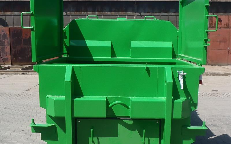 Об'єм контейнера 6 – 24 м3