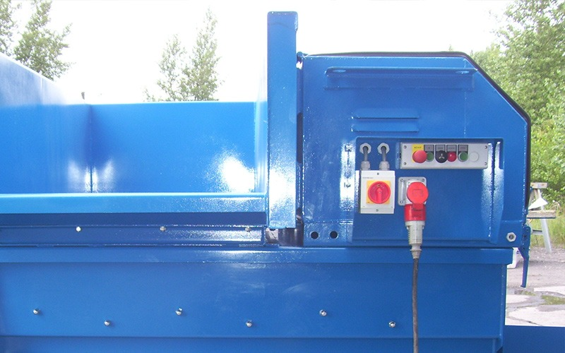 stp compactor