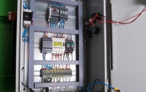 RIKO RTV 50 Сучасна система керування на PLC