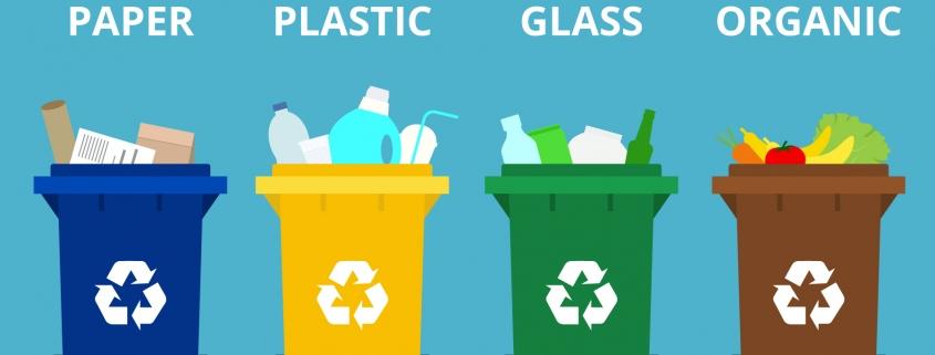 Правильне сортування сміття